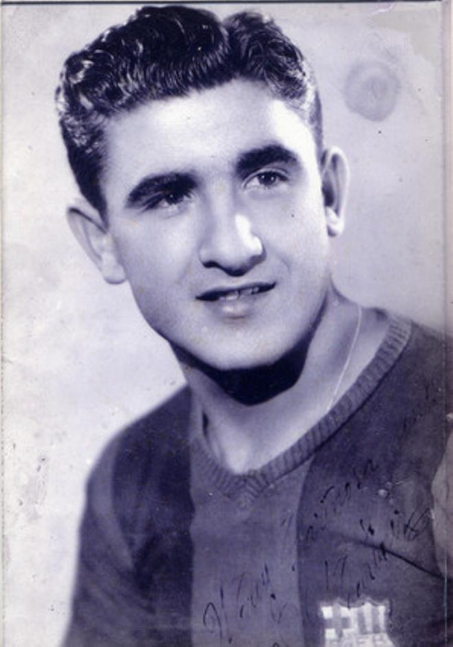Vicente Martínez Alama, en una imagen de época