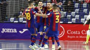 El Barça logró el pase a semis en los penaltis