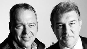 Lluís Carrasco y Joan Laporta unen fuerzas de cara a las elecciones