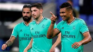Isco, Valverde y Casemiro, tres de las alternativas de Zidane
