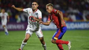 Huachipato sigue firme en la Copa Sudamericana