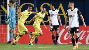 LALIGA | Villarreal - Valencia (1-0)
