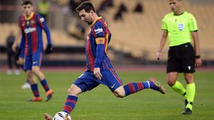 Messi, objeto de deseo del PSG