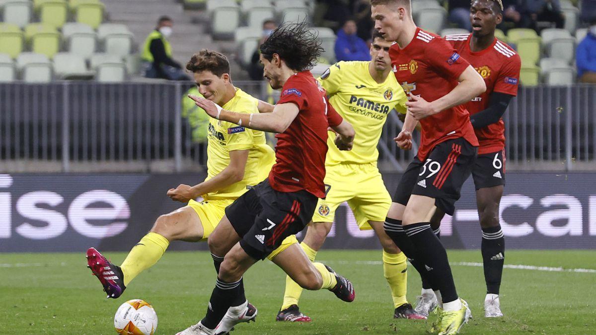 El Villarreal y el Manchester United repetirán la final de la última edición de la Europa League