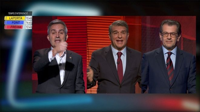 Último debate TV3