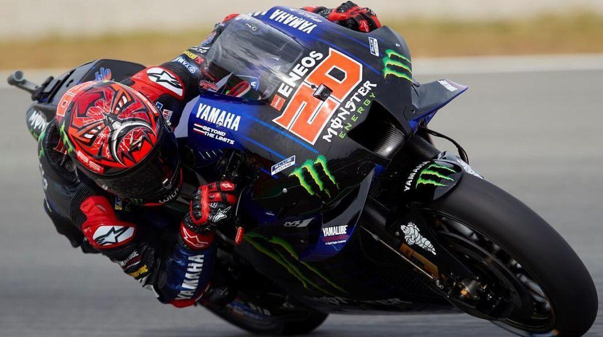 Fabio Quartararo se muestra ansioso por defender su trono de MotoGP en Austria