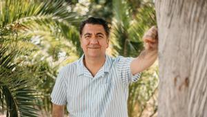 Juan Ramón Rodríguez, director del Festival Jardins Terramar de Sitges