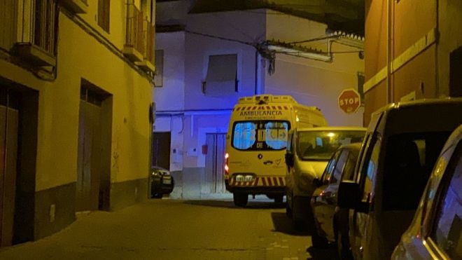 Mata a su padre a cuchilladas en su casa de Murcia