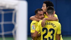 Alcácer será el sustituto del lesionado Gerard Moreno en el Villarreal