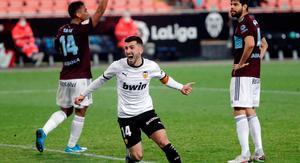 El Valencia acumula dos victorias, un empate y una derrota tras sus recientes enfrentamientos