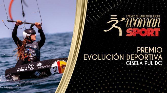 Premio Evolución deportiva: Gisela Pulido y su nuevo desafío olímpico