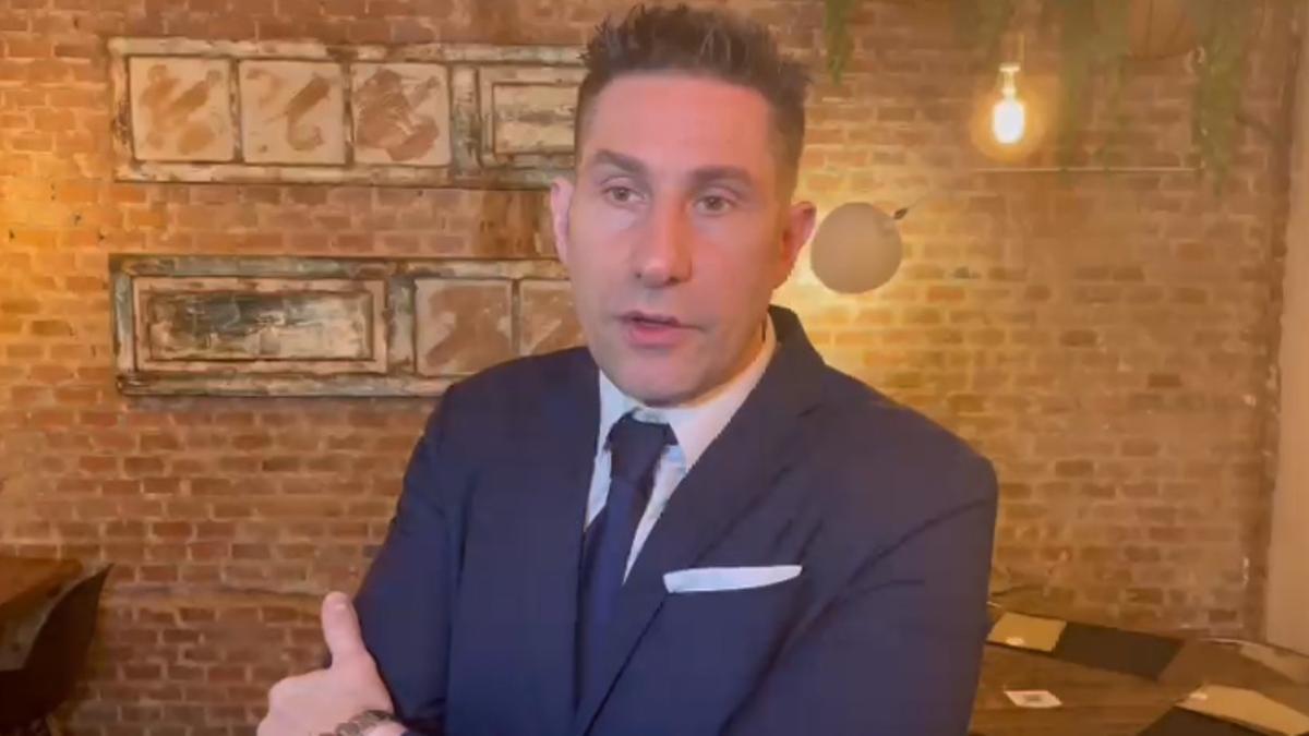 Antonio Ricobaldi explica los motivos de la detención de Poli Díaz