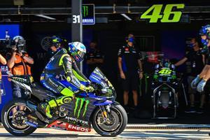 Valentino Rossi no podrá conservar a todo su equipo técnico en 2021 en Petronas