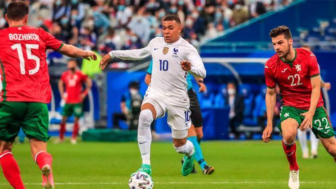 Jugadores a seguir en la Eurocopa: Kylian Mbappé
