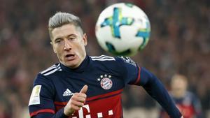 Lewandowski podría ser jugador del Madrid este próximo verano