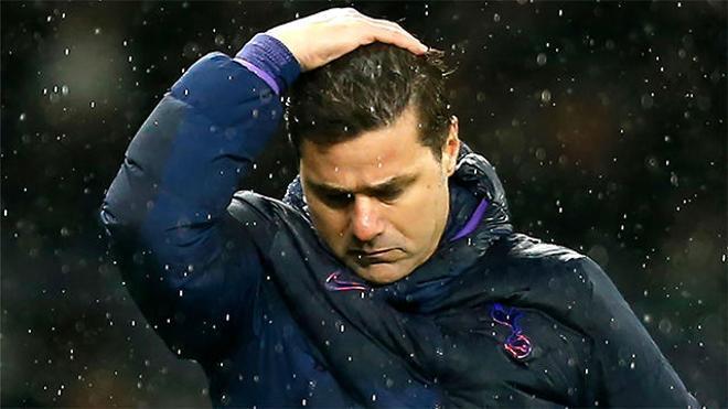 El Tottenham destituye a Pochettino