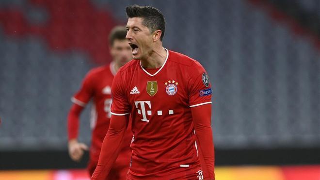 Lewandowski y Muller, el romanticismo de ganar el título
