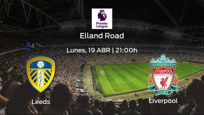 Previa del partido: Leeds United - Liverpool