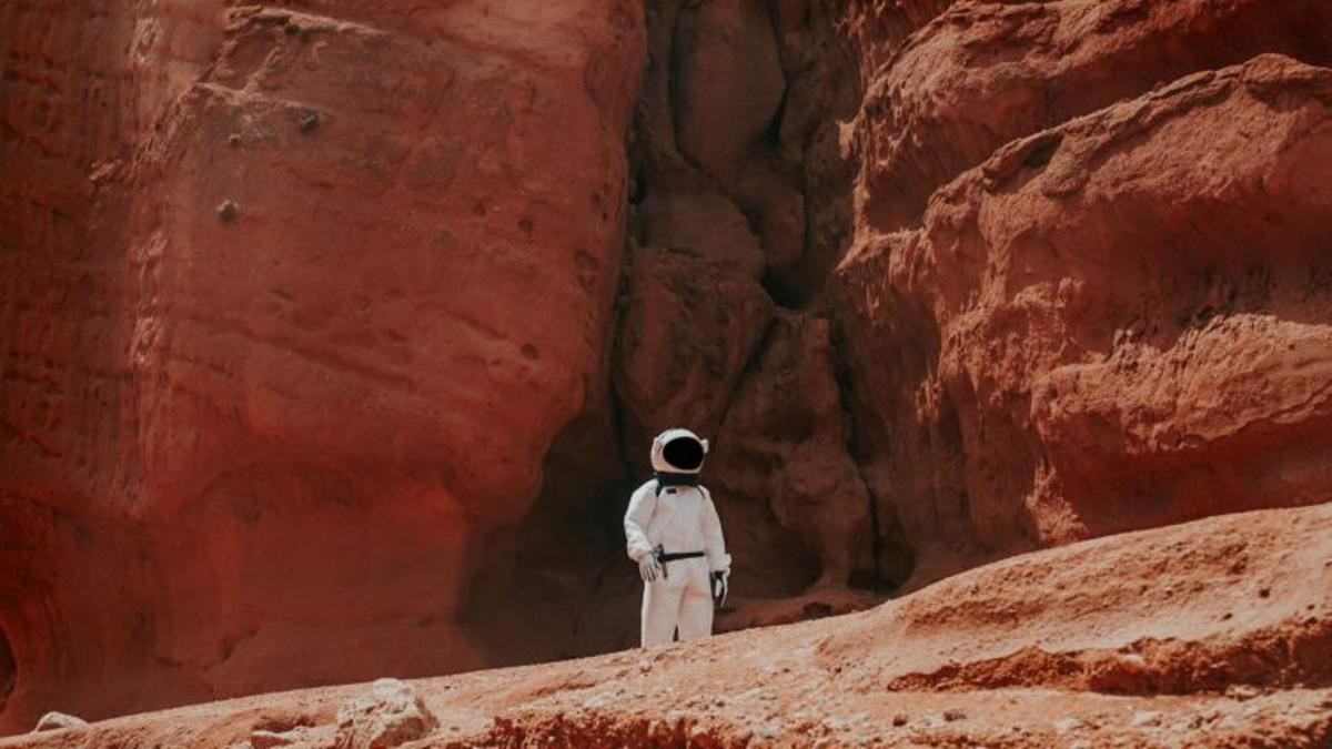 El ser humano debería posar sus pies sobre Marte en 2035