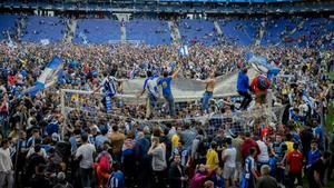 El Espanyol celebra el 10º aniversario del RCDE Stadium