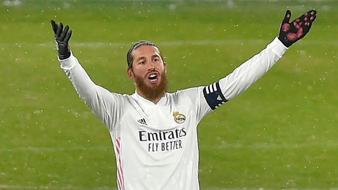 El PSG quiere fichar a Sergio Ramos