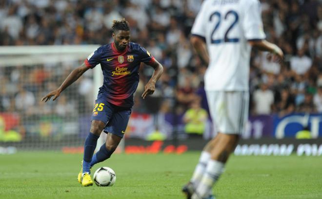 REAL MADRID, 2 - FC BARCELONA, 1