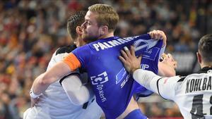 El islandés Aron Palmarsson se perderá varios partidos por problemas ebn la ingle