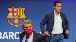 Ferran Reverter: Se compraban jugadores sin saber si se podían pagar