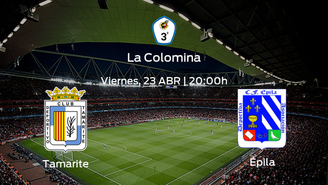 Jornada 5 de la Segunda Fase de Tercera División: previa del encuentro Tamarite - CF Épila