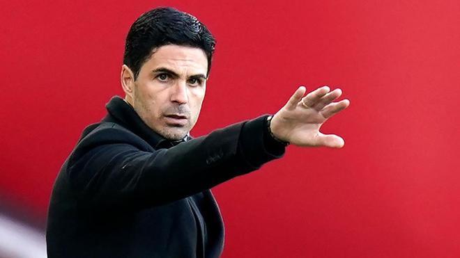 El alegato de Arteta en favor de la competitividad en el fútbol