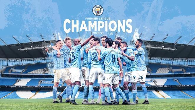 El Manchester City de los españoles, campeón de la Premier League