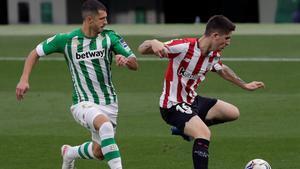 El resumen del empate entre el Betis y el Athletic Club