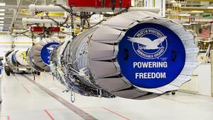 Los expertos avisan de fallos en los motores del caza F-35