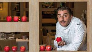 Jordi Roca ha creado junto a Pink Lady dos sabores nuevos para `Rocambolesc¿
