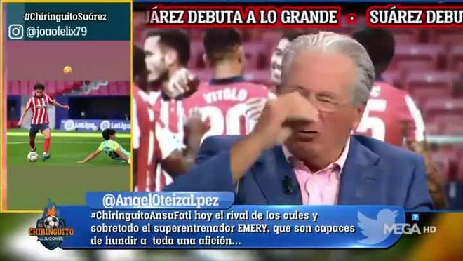 Luis Suárez ha tapado bocas