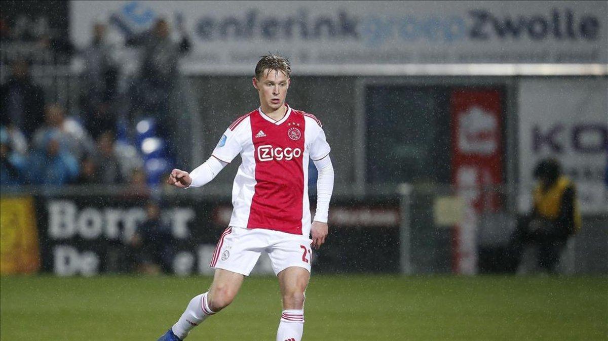 De Jong, más cerca de firmar