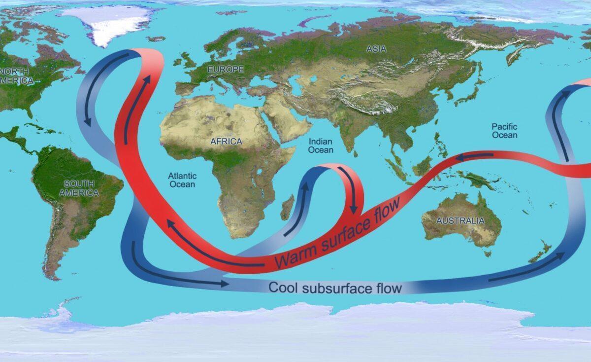 El colapso de la Corriente Atlántica helará Europa