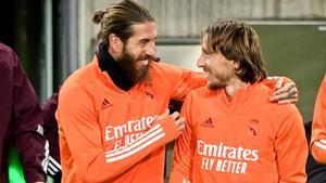 Modric lo tiene atado, mientras que Sergio Ramos sigue negociando