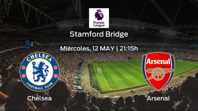 Previa del partido: el Chelsea recibe en su feudo al Arsenal