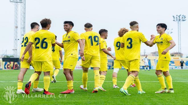 Villarreal sub 19 UEFA Youth League