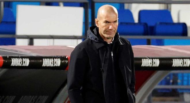 Zidane: Hubo una mano anterior del Sevilla que ni miraron