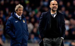 Guardiola podría relevar a Pellegrini en el Manchester City