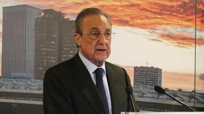 Florentino Pérez quiere conocer la opinión de los socios madridistas