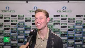 De Jong: El Madrid es el favorito, obvio