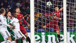 LACHAMPIONS | Roma - Qarabag (1-0)
