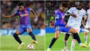 La alineación del Barça ante el Granada
