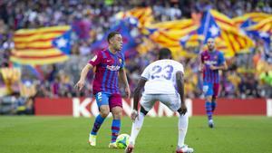 Un Clásico con público: Así ha sido el Barça-Madrid en imágenes