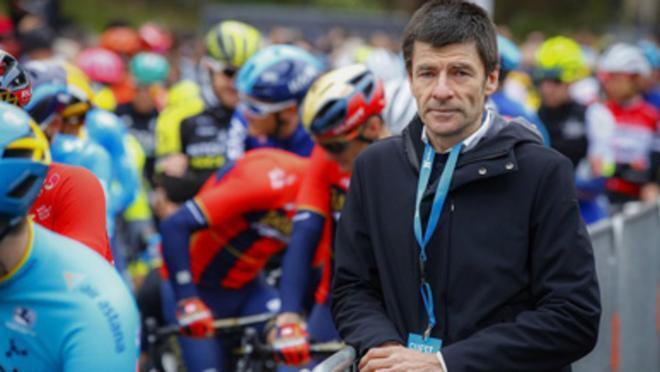 Bugno reconoce que ha sido un año difícil para el ciclismo
