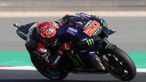Fabio Quartararo se hace con la victoria del GP de Doha en MotoGP