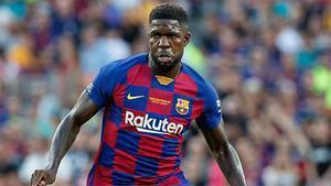 Umtiti: Me encantaría acabar en el Barça pero...